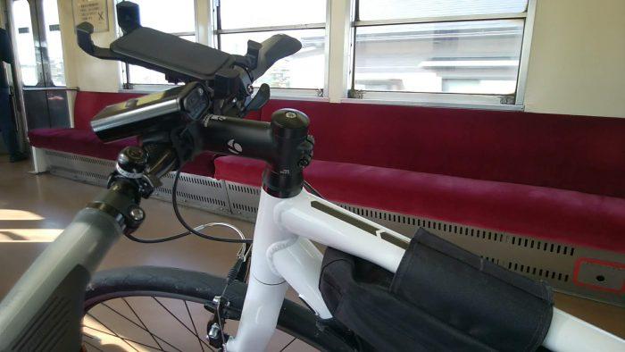 自転車がある違和感