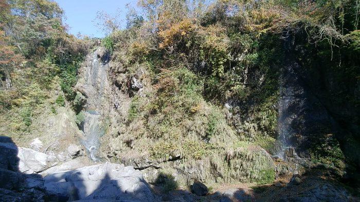 綿ヶ滝 対岸