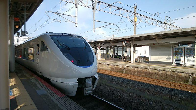 敦賀駅に到着