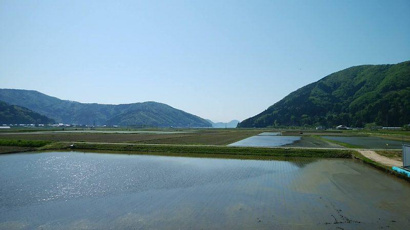 琵琶湖チラ見