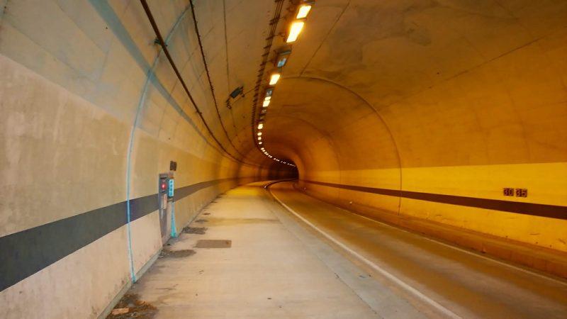 岩熊第二トンネル