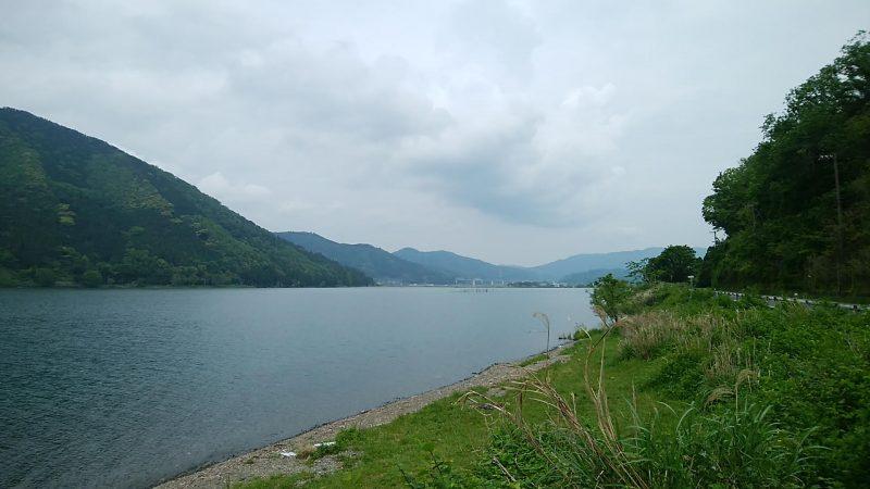 琵琶湖北端