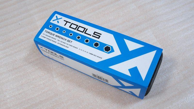 X-Tools エッセンシャルトルクレンチセット