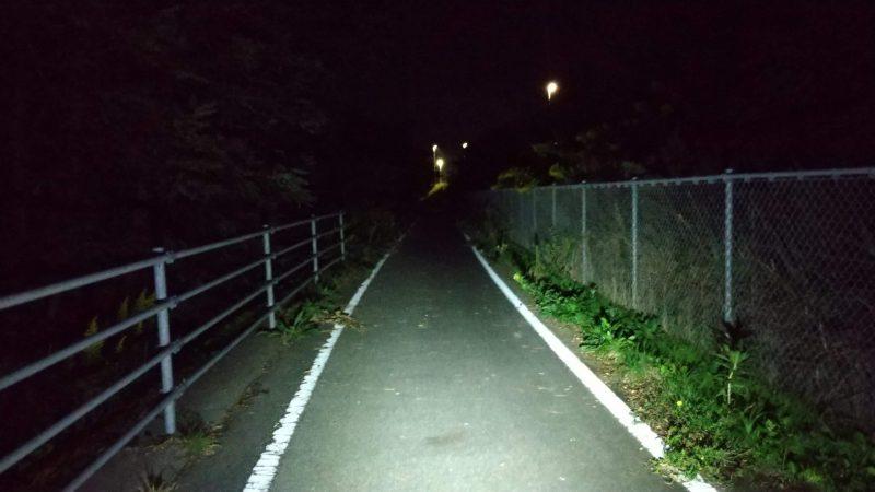 能登海浜自転車道 内灘