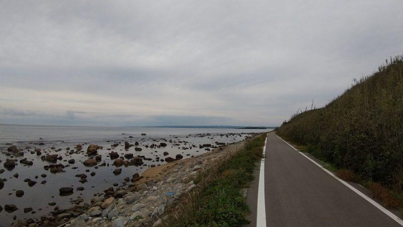 羽咋健民自転車道